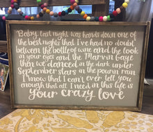 Your Crazy Love