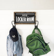 Boys Locker Room