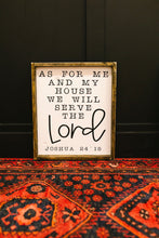 As For Me And My House - Mixed Fonts