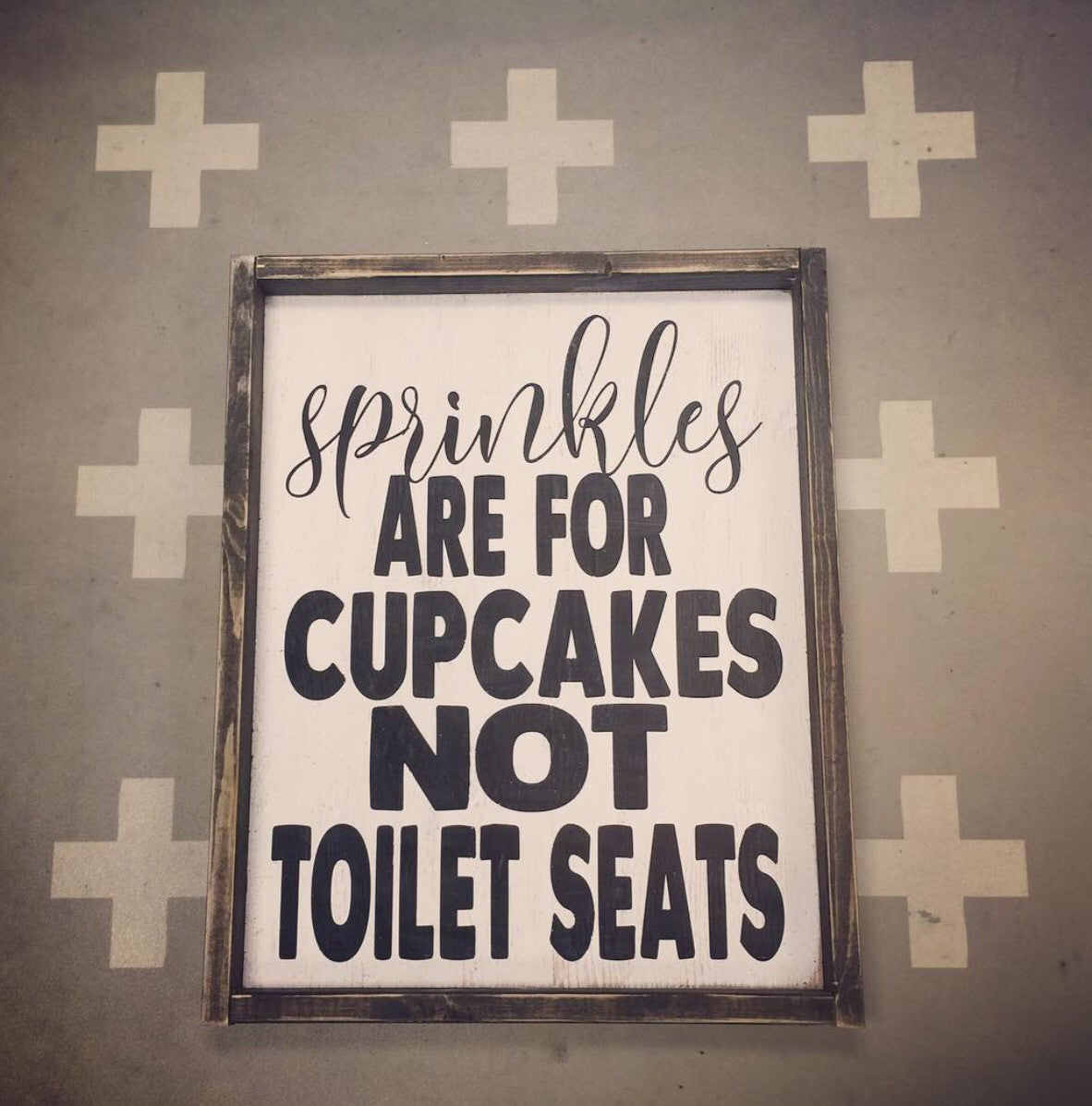 Sprinkles Are For Cupcakes Not Toilet Seats Jaxnblvd