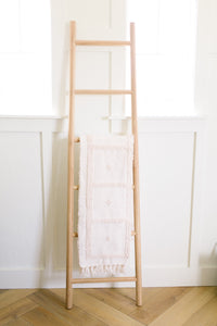Decorative Bamboo Ladder