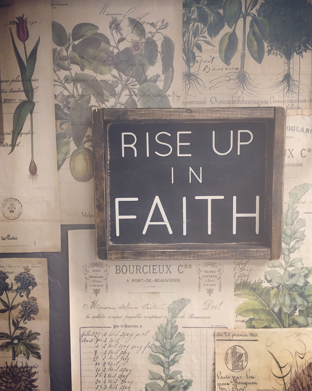 Rise Up In Faith