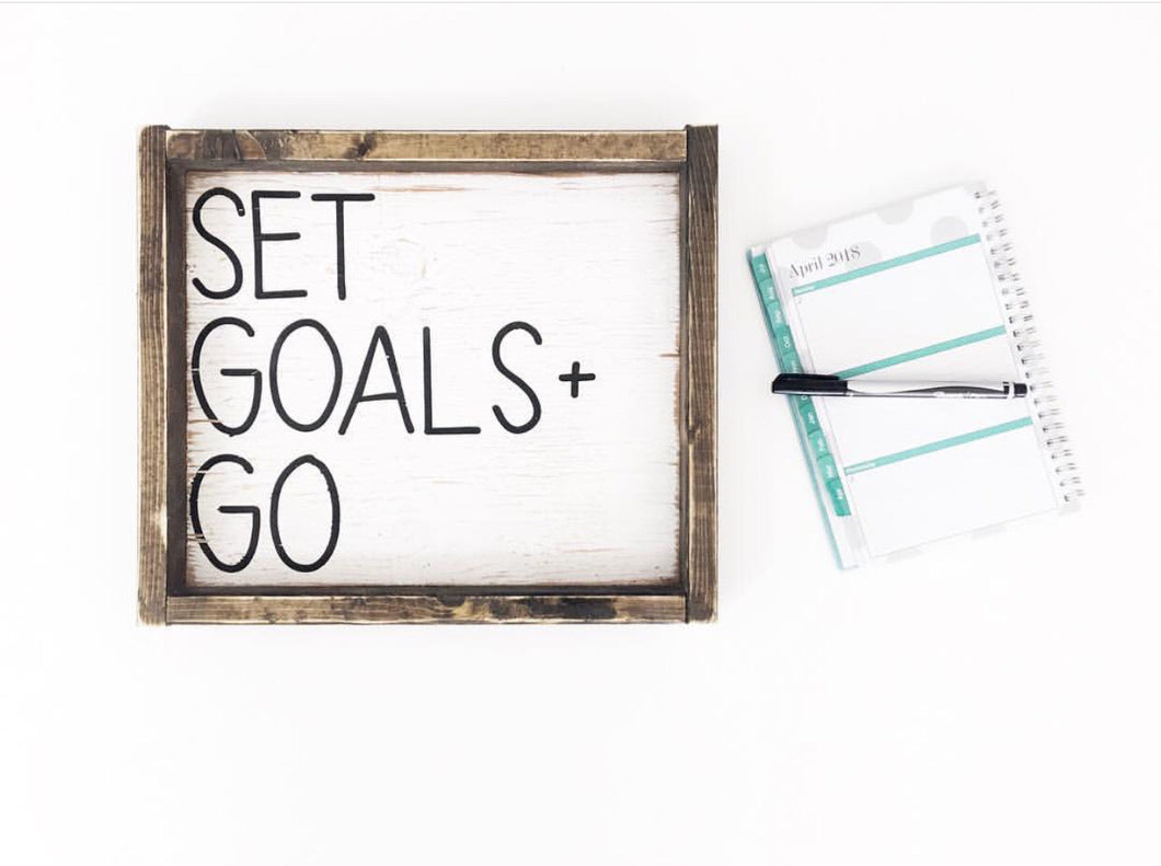 Set Goals+Go