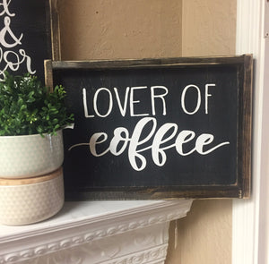 Lover Of Coffee