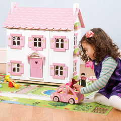 Wooden Dolls houses