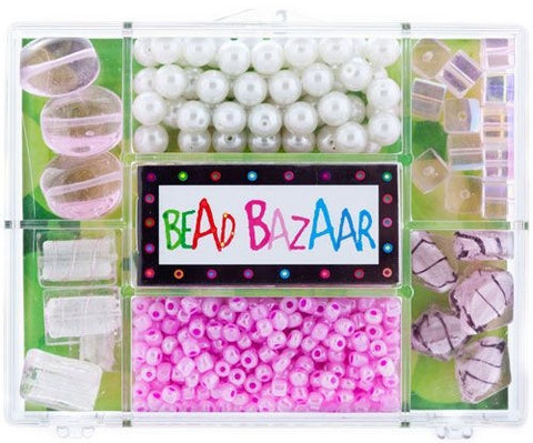 Fancy Glass Bead Kit - Perfectly Pink BBZ928