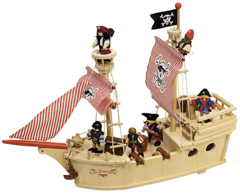 Tildo | Paragon Pirate Ship