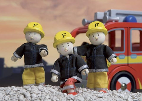 Budkins | Set of 3 Fire Fighters