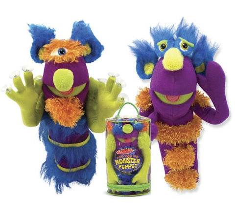 Make Your Own Monster Puppet by Melissa and Doug 13897