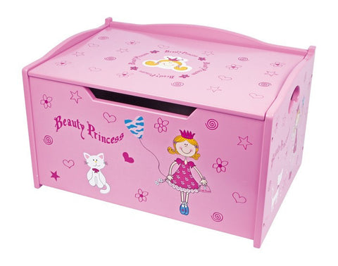 Small Beauty Princess Toy Chest