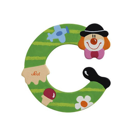 Sevi Clown Letters | C
