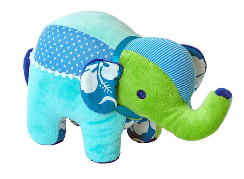 Happy Horse | Mix & Match Blue Elephant | 21cm