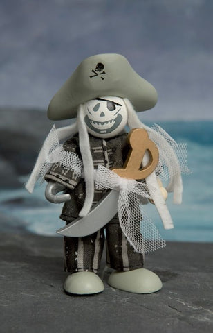 Budkins Ghost Pirate - Le Toy Van BK977