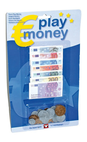 Play Money Euros