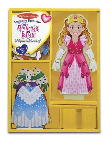 Princess Elise Magnetic Dress-up by Melissa and Doug 13553