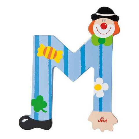 Sevi Clown Letters | M