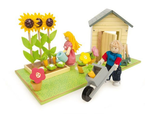 Garden Play Set - Le Toy Van ME077