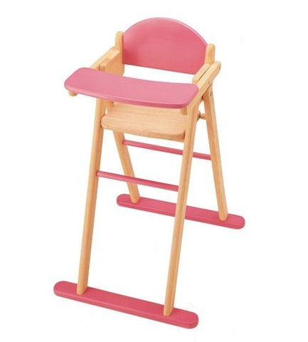 Pintoy | Dolls High Chair