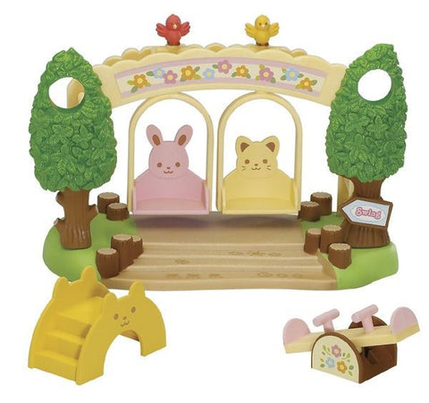 Nursery Playground Swing Set Sylvanian Families 4721