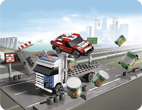 LEGO® Racers Ramp Crash