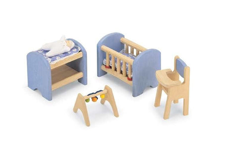 Dolls House | Nursery Furniture | Pintoy