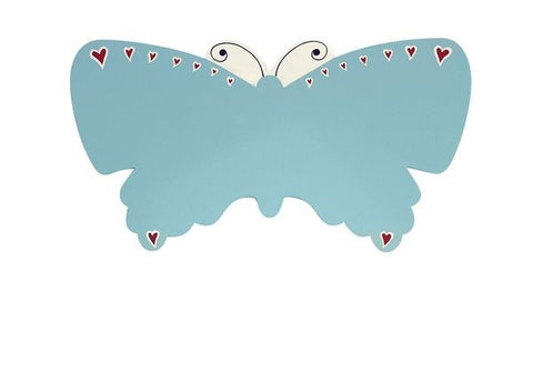 Name Plaque | Blue Butterfly