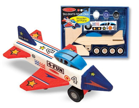 Decorate Your Own - Jet Plane MD13339