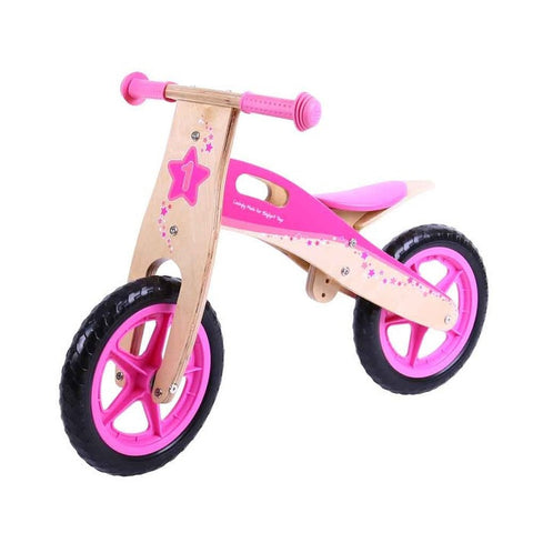 BigJigs | My First Bike Pink