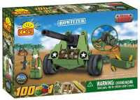 Howitzer Tank - Cobi Small Army Blocks