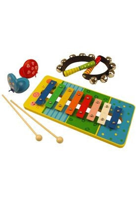 BigJigs | Wooden Music Set