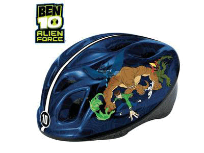Ben 10 Alien Force Safety Helmet