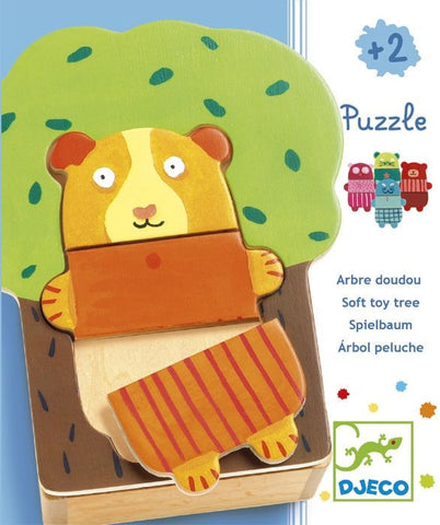 Djeco Make-an-Animal Puzzle - DJ01681