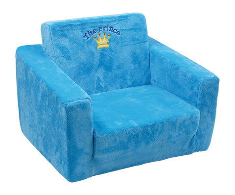 Plush Prince Armchair