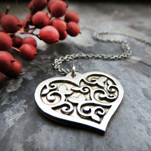 perfect Valentine gift heart jewelry