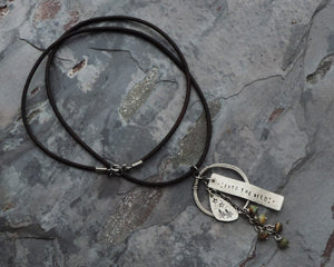 Into the Wild Charm Necklace