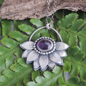 flower jewelry gift for Mother's Day