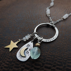 Dream Celestial Charm Necklace