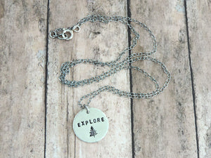 explore necklace
