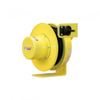 1400 Series PowerReel Spring Cable Reel (16 AWG Cable, 8 Conductor, 20 ft Length)