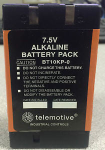 Alkaline Disposable Battery Pack - BT10KP-0