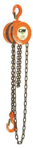 1 Ton CM Series 622 Hand Chain Hoist