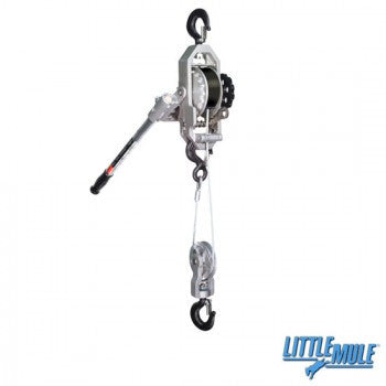 1/2 Ton Ratchet Lever Cable Hoist