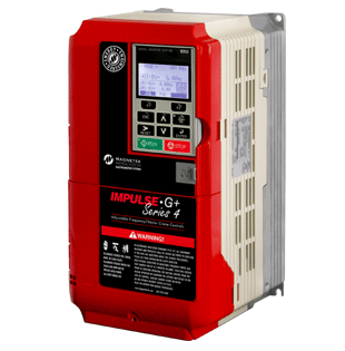 10 HP Impulse G+ Series 4 VFD (18 Max FLA) (4018-G+S4)