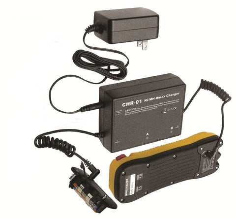 Rechargeable NiMH Battery Combination Kit (For All Flex EX Systems 0-CMB-01)