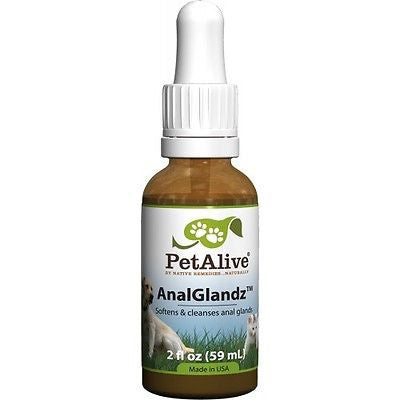 PetAlive - AnalGlandz (3 Bottles)