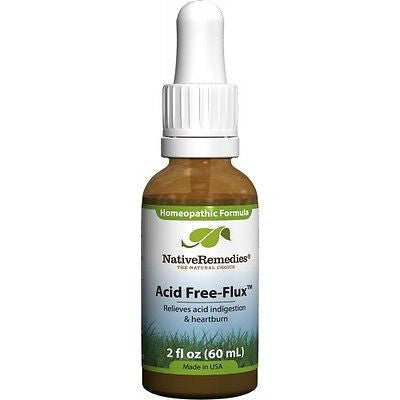 Native Remedies - Acid Free-Flux (3 Bottles)