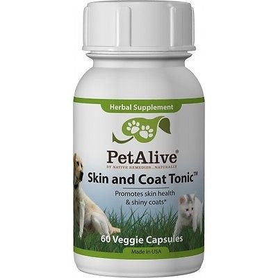 PetAlive - Skin and Coat Tonic (3 Bottles)