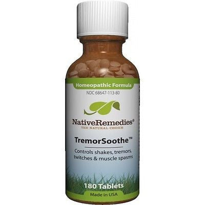 Native Remedies - TremorSoothe (3 Bottles)