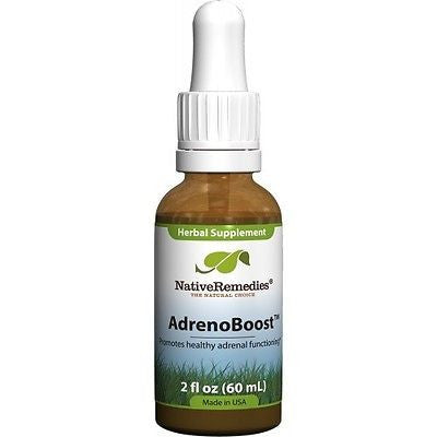 Native Remedies - AdrenoBoost
