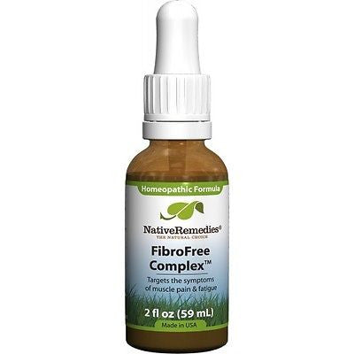 Native Remedies - FibroFree Complex (6 Bottles)